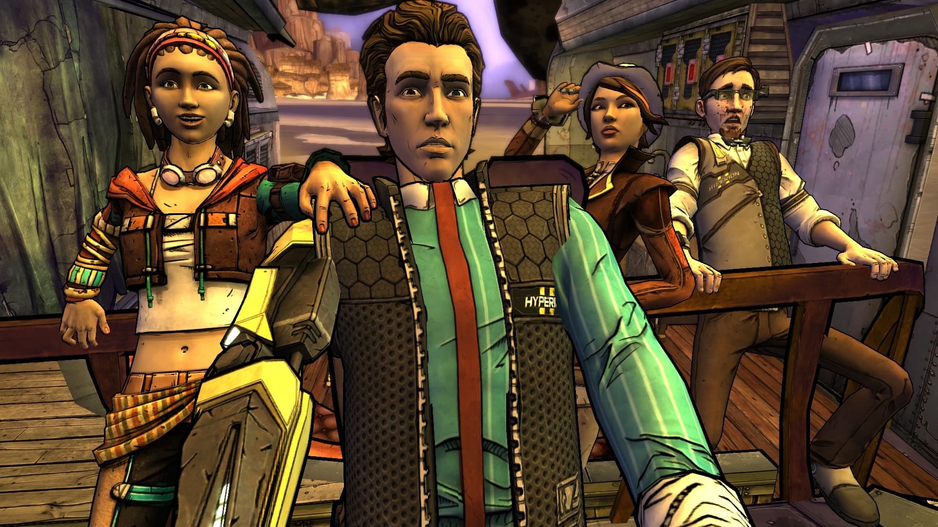 tales from the borderlands final episode date revealed player theory
