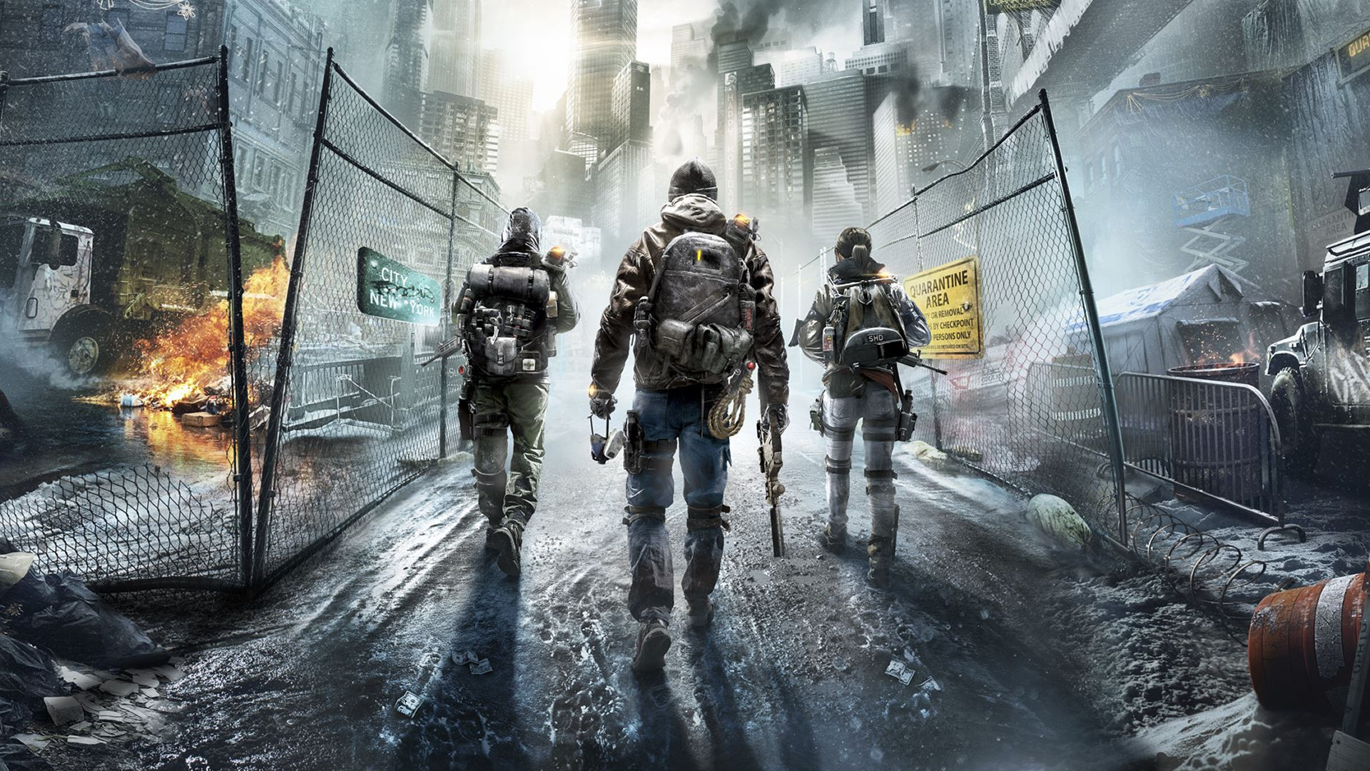 "Ubisoft Putting Hold on ""The Division"" Reviews Until Game Is Released - Now How Will the Launch Play Out?"