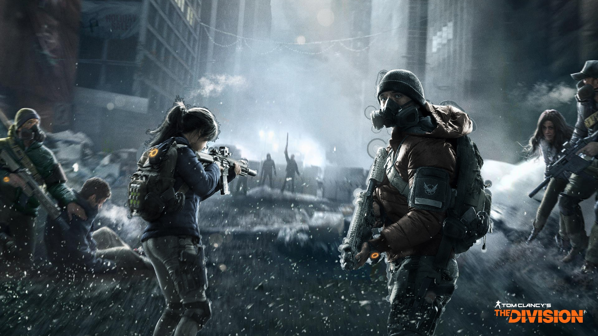 """The Division"" Suffering Server Issues - Starting to Get"