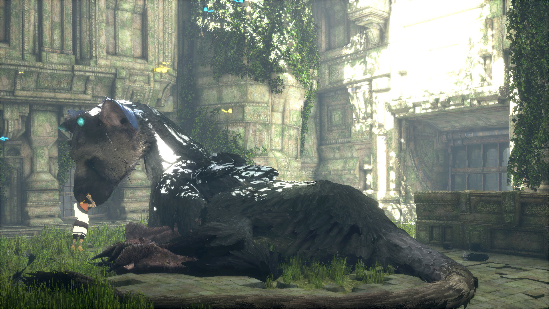 """The Last Guardian"" Has A Release Date! - And It's This Year!"