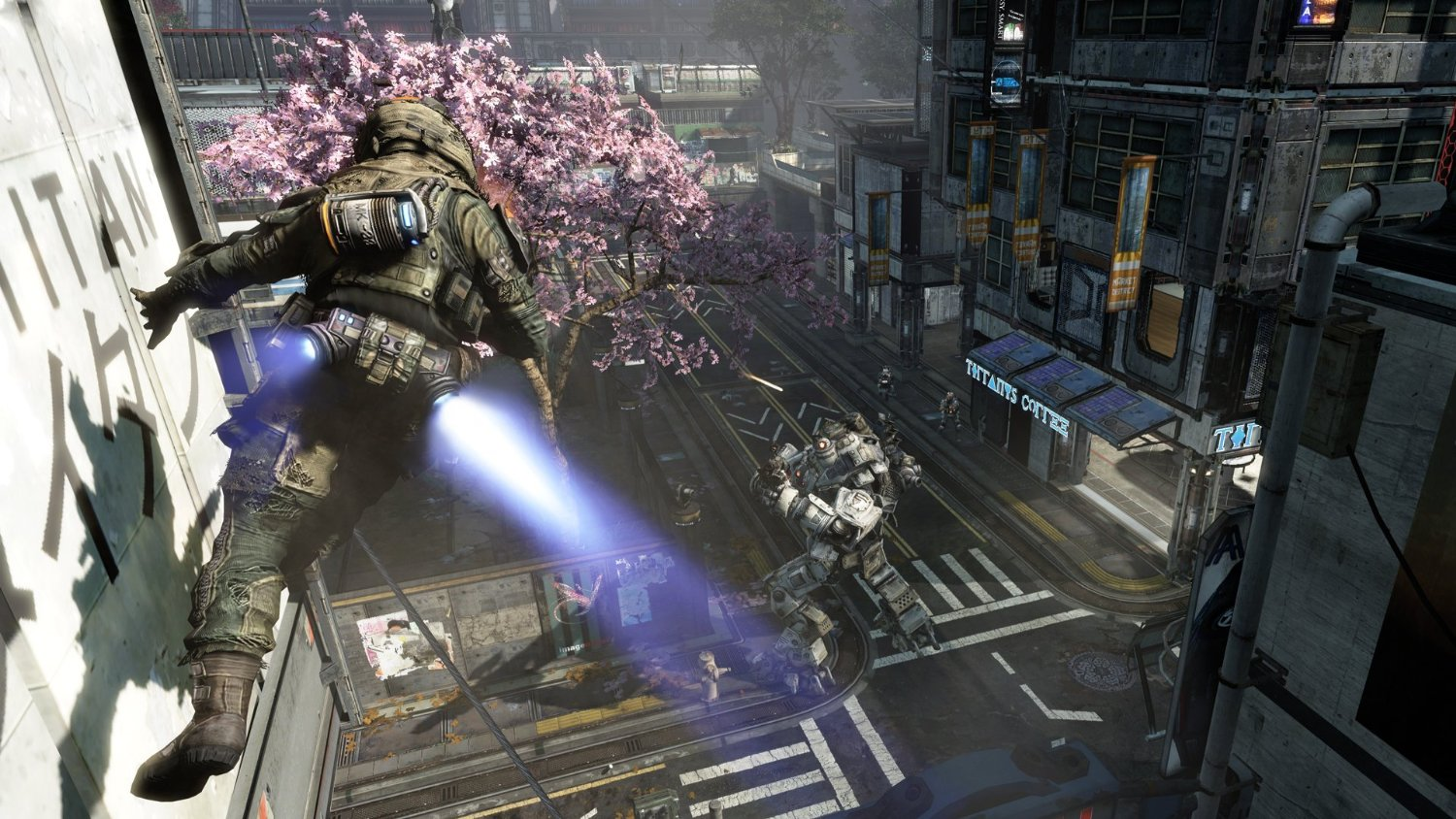 """Titanfall 2"" Confirmed to Be in Development"