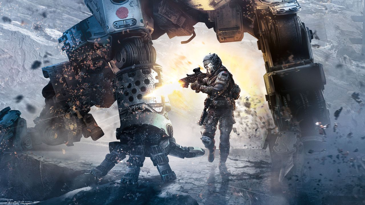 "EA Releases ""Titanfall 2"" Teaser - Robots with SWORDS"