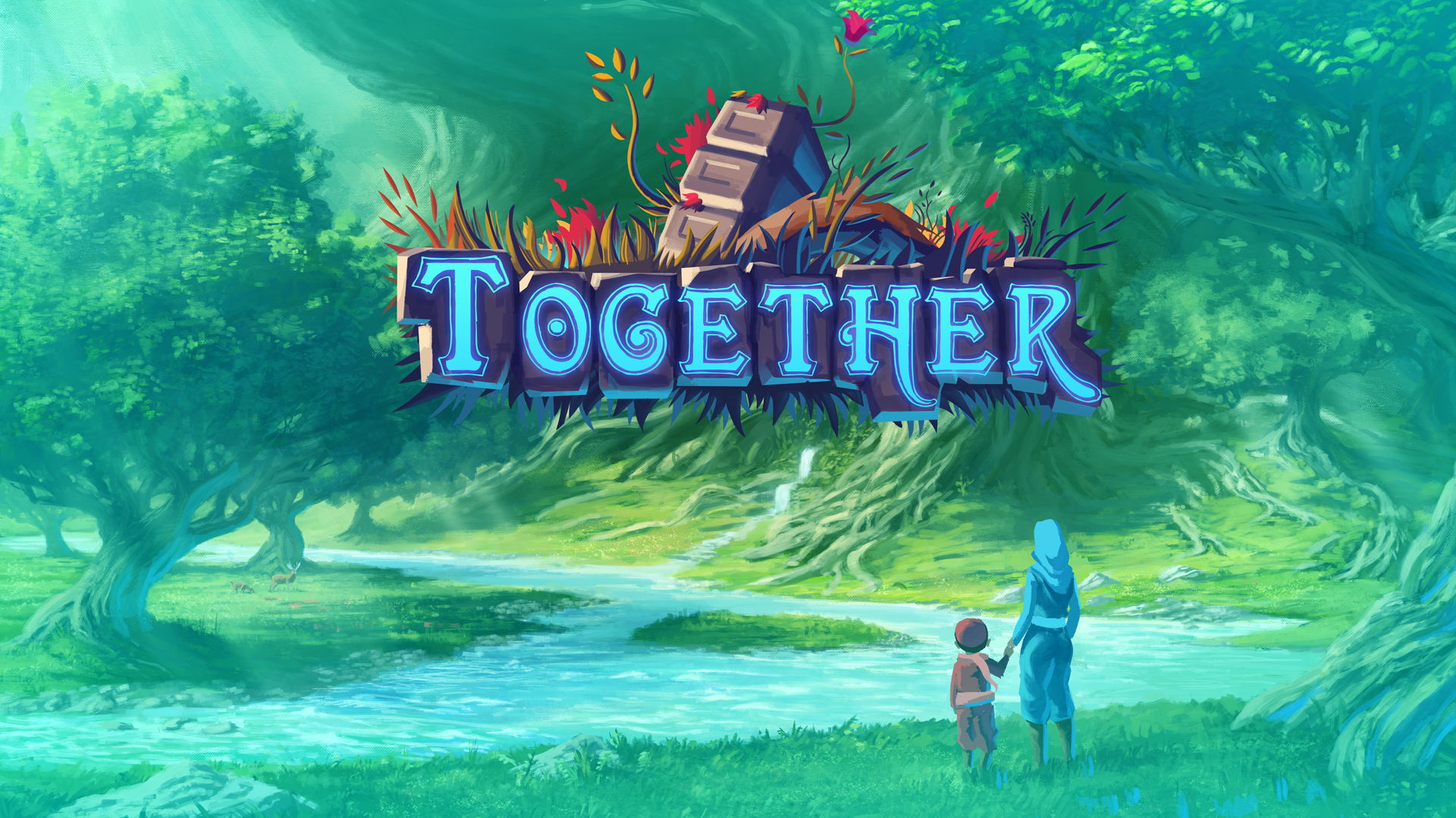 """Together: Amna & Saif"" Kickstarter Campaign Successful - Indie Co-Op Funded Just Short of First Stretch Goal"