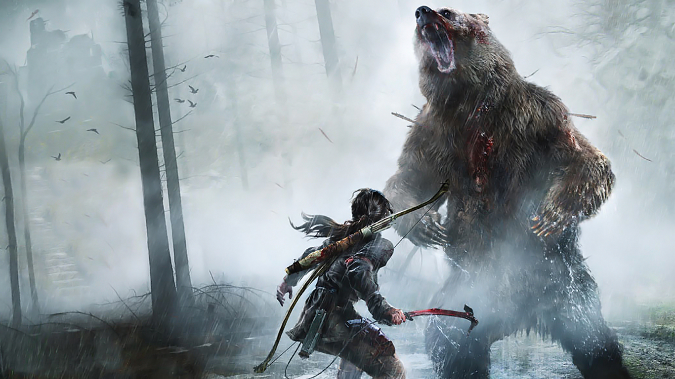 """Rise of the Tomb Raider"" Season Pass and Microtransactions Detailed"