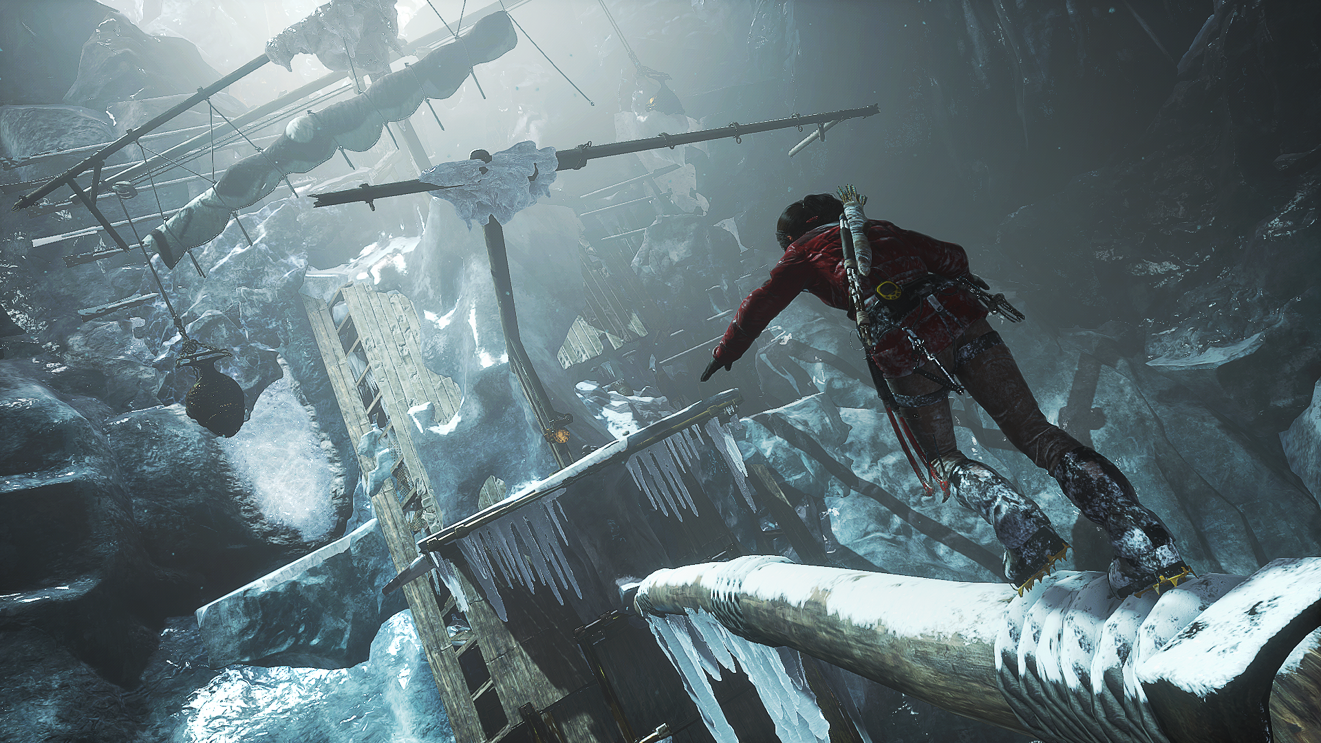 """Tomb Raider"" Director States ""Happiness"" for Dev Team"