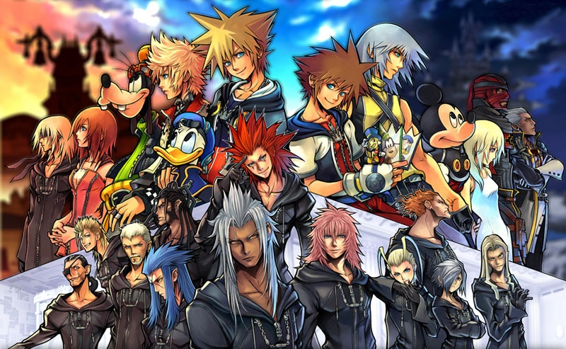 "Top 7 ""Kingdom Hearts"" Games - What Makes a"