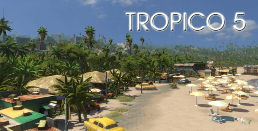 """Tropico 5"" for 360 Has a Release Date"