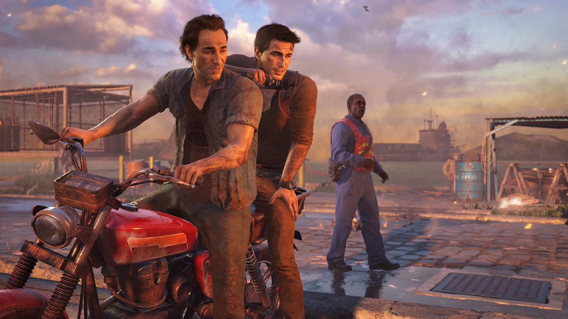 """Uncharted 4's"" Branching Dialogue Won't Affect Ending - Naughty Dog looking to make the game more interactive"