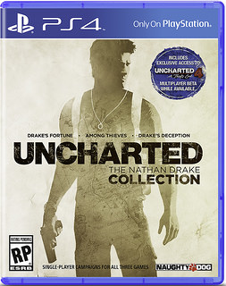 """Uncharted Collection"" Revealed - Includes Original Three Games and Multiplayer Beta for"