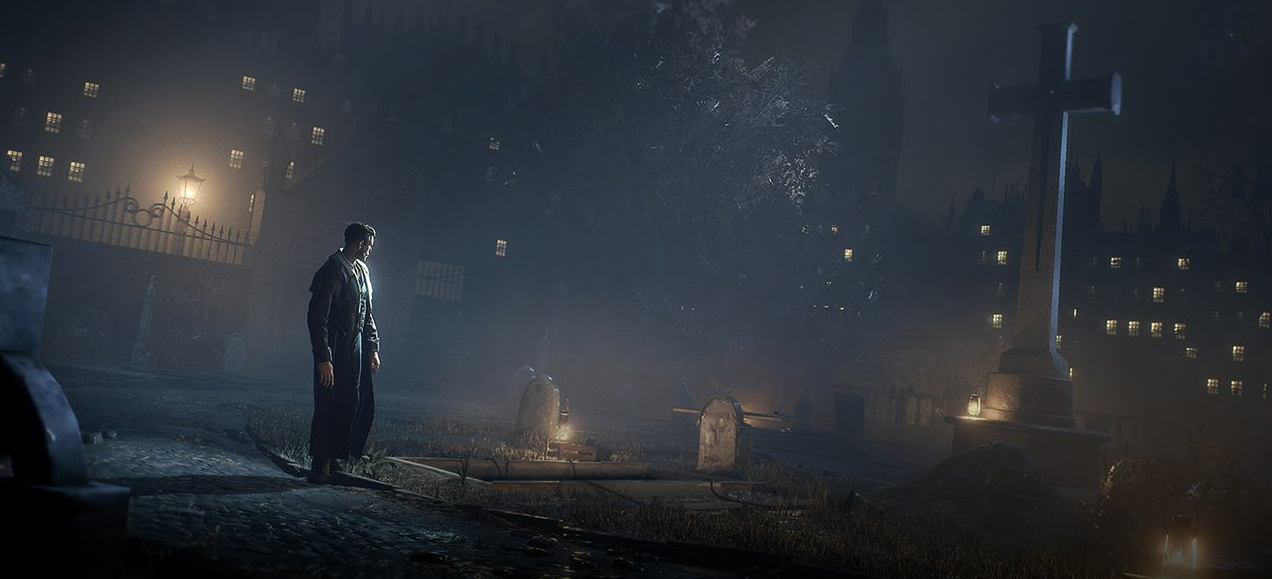 "From The Shadows, a ""Vampyr"" Trailer Is Revealed - That's....a lot of blood..."