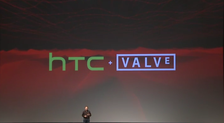 HTC Announces New VR Headset: the Vive - Being Developed with Valve