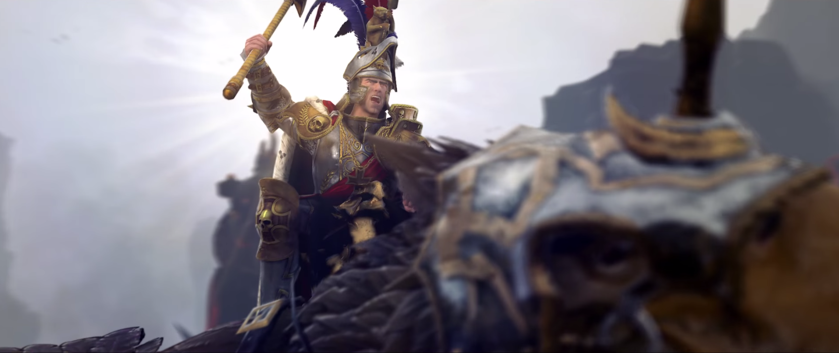 "Revealed: In-Engine Trailer for ""Total War: WARHAMMER"" - Featuring Emperor Karl Franz"
