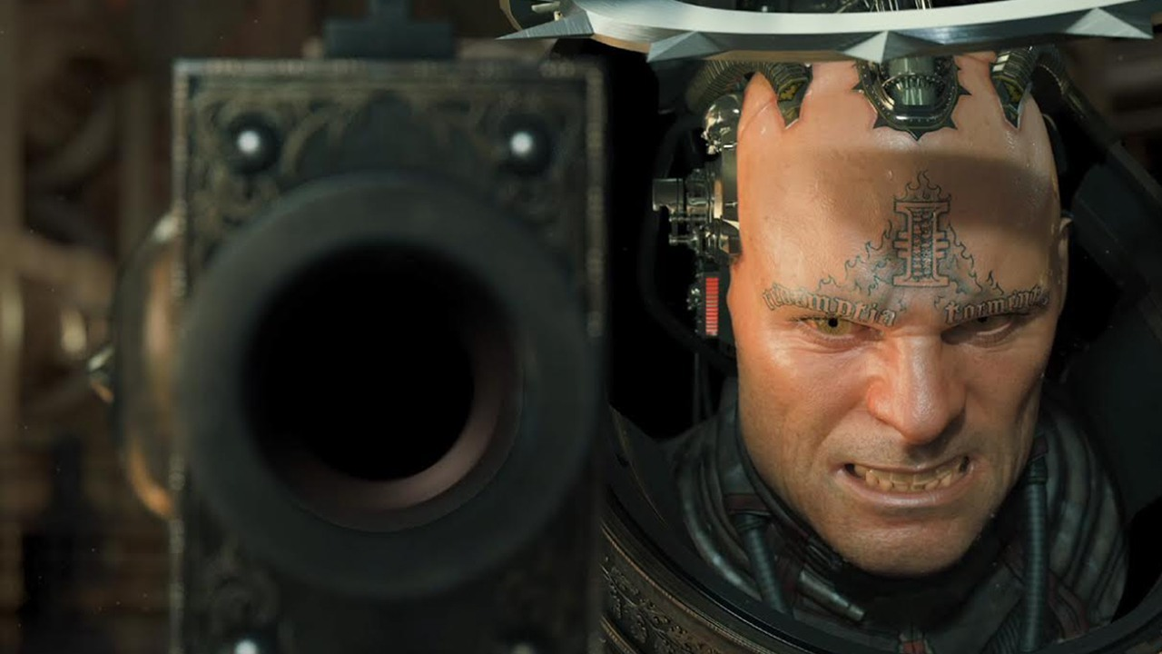 Announced: Warhammer 40,000: Inquisitor - Martyr - Not Space Marines or Orks this time!