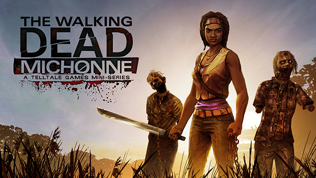 "Telltale Games Announced ""The Walking Dead: Michonne"""