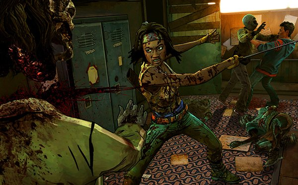 "ANNOUNCED: ""Walking Dead: Michonne's"" First Ep. Release Date"