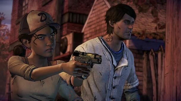 """The Walking Dead Season 3"" Officially Revealed - Clementine Has Gotten Older"
