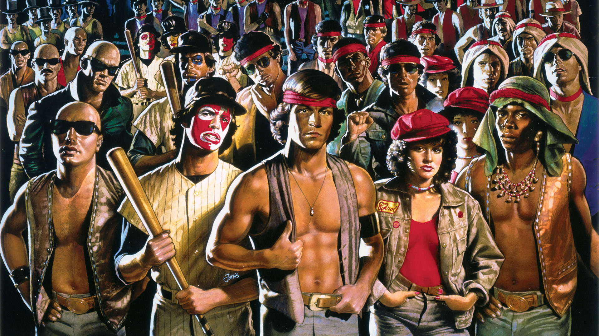 "Rockstar's ""The Warriors"" Coming to PS4 - It's Time to Come Out and Play... Station 4"