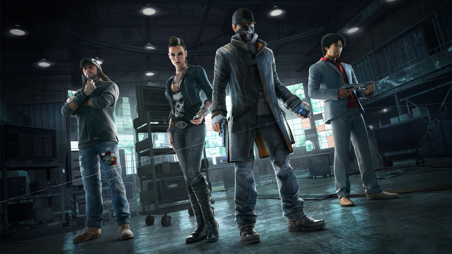 """Watch Dogs"" Confirmed for 2017 Release"