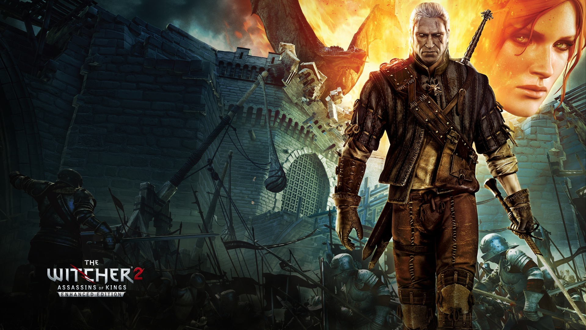 """Witcher 2,"" ""SoulCalibur,"" and More Available for BC on Xbox One -"