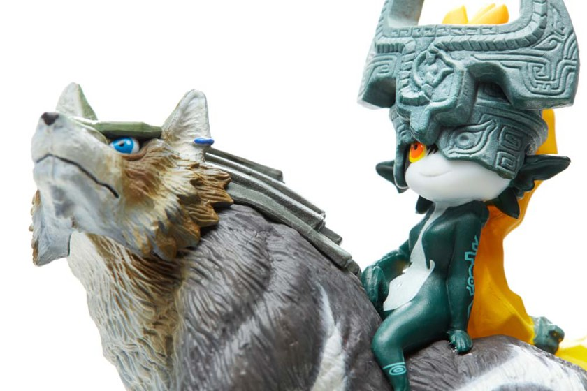 Wolf-Link Amiibo Info Leaked - Apparently There's a New Dungeon in