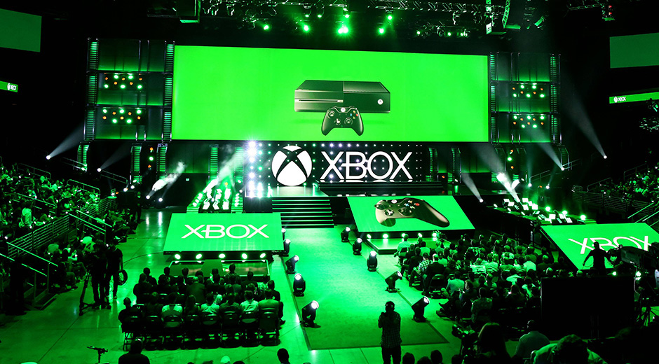Microsoft's 2015 E3 Conference Dated - More Reveals to Come at Gamescom