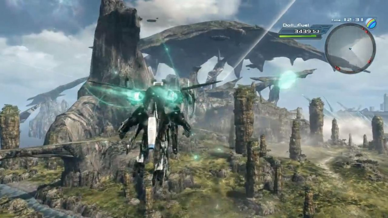 "Nintendo Direct for ""Xenoblade Chronicles X"" Coming 4/24 - Focus on Gameplay with Japan Release Coming Close"