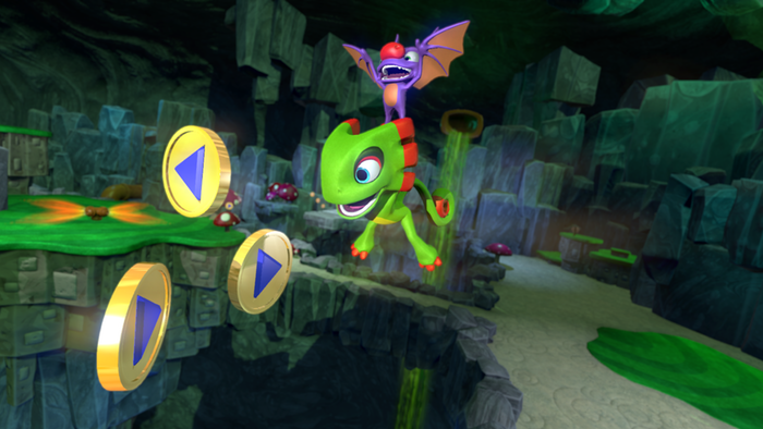 """Yooka-Laylee"" Kickstarter Launched! - ...and funded."