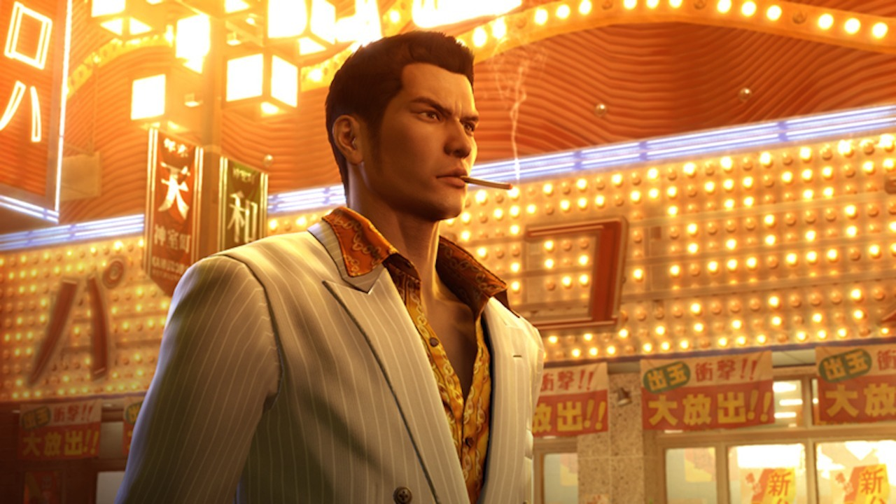 """Yakuza 0"" Western Release Date Announced - Time To Break Out the White Suit This January"