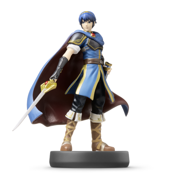 Marth Amiibos Getting Restocked Late April