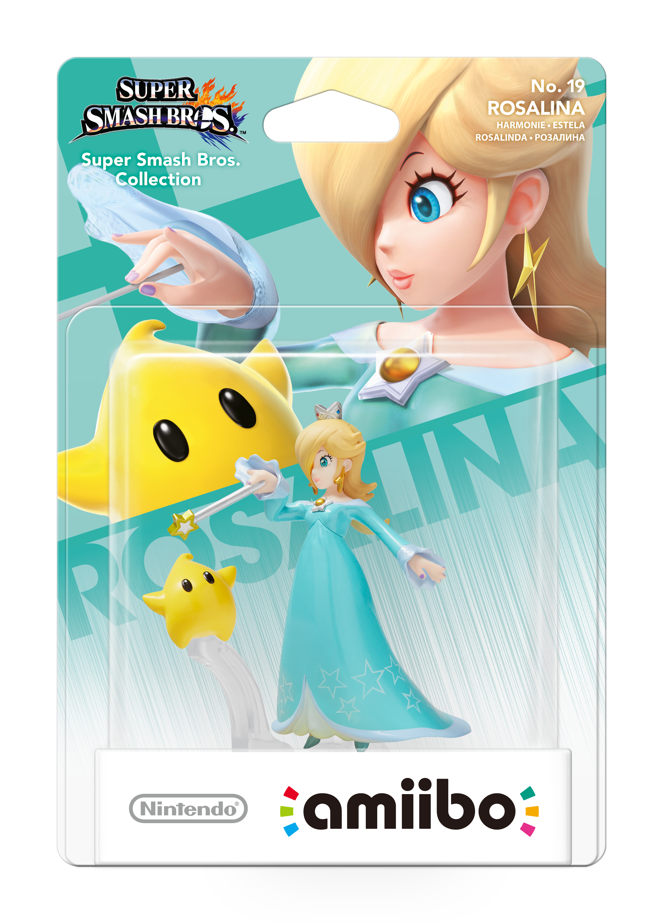Rosalina & Luma Amiibo to Be Target Exclusive