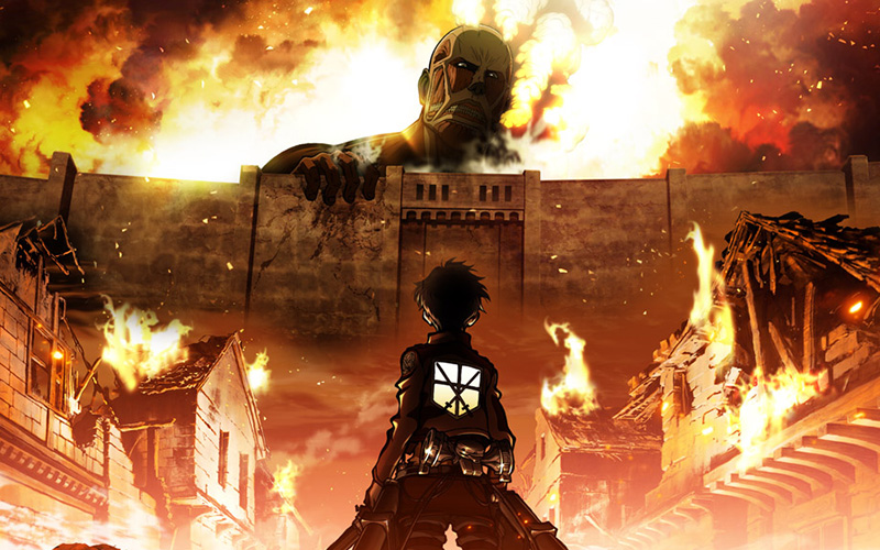 """Attack on Titan"" Board Game Announced For 2016 - Great intro song not included"