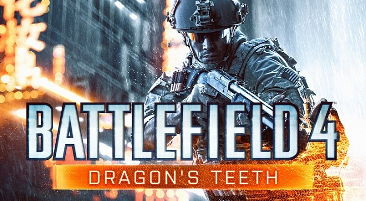 """Battlefield 4"" Launches ""Dragon's Teeth"" Expansion - The War Heats Up as Premimum Brings the Dragon's Teeth"