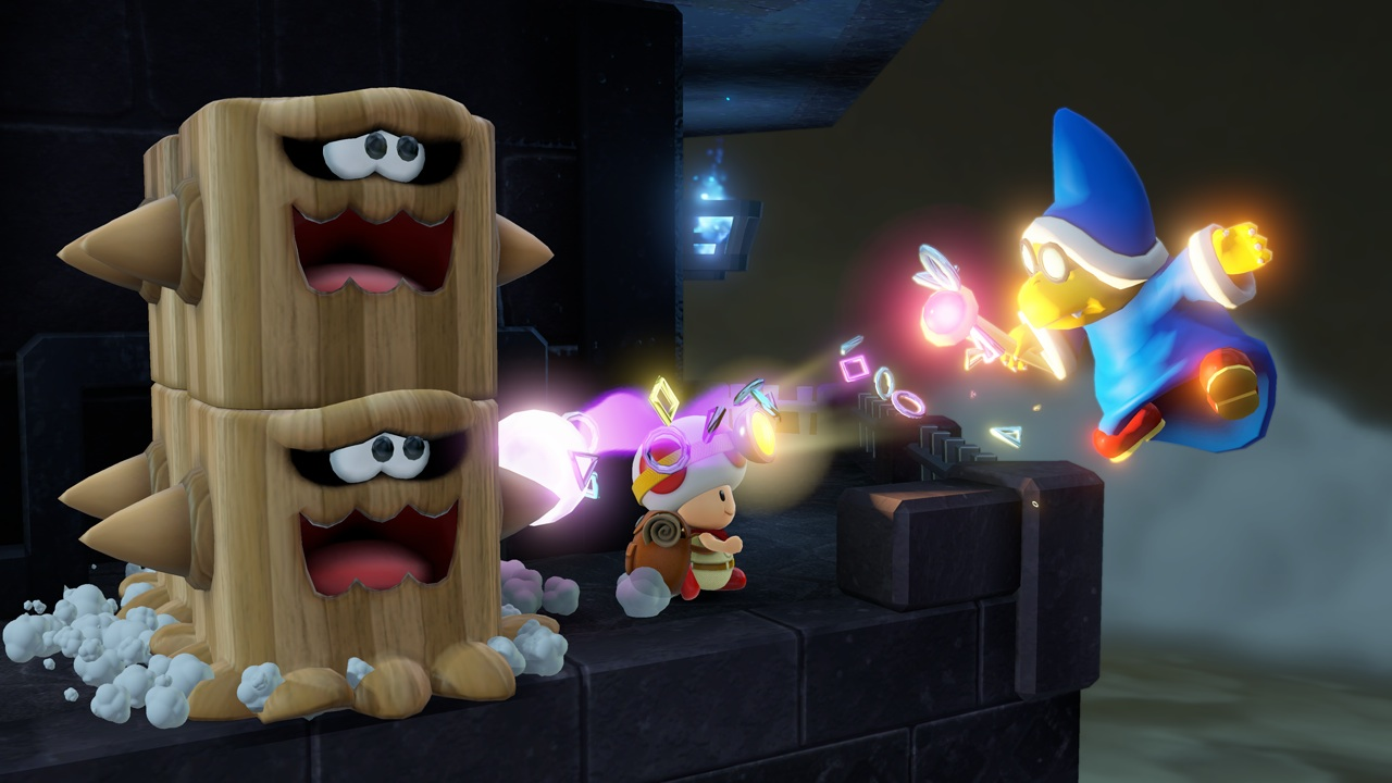"""Captain Toad: Treasure Tracker"" Trailer Features New Content"