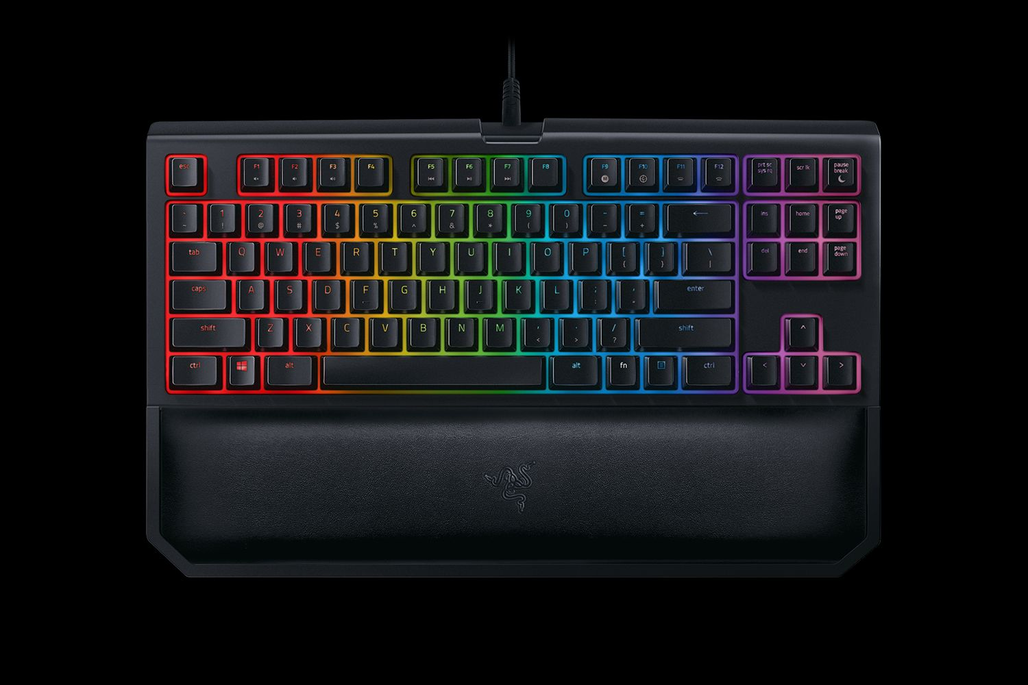 Razer Launches New Tournament Edition Keyboard - Built With Portability and Speed in Mind