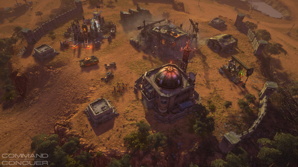 Command and Conquer Cancelled - Victory Games Closes Same Day As EA Q2 Financial Results Announced