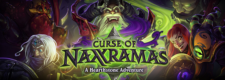 "Get Creeped Out by ""The Curse of Naxxramas"""