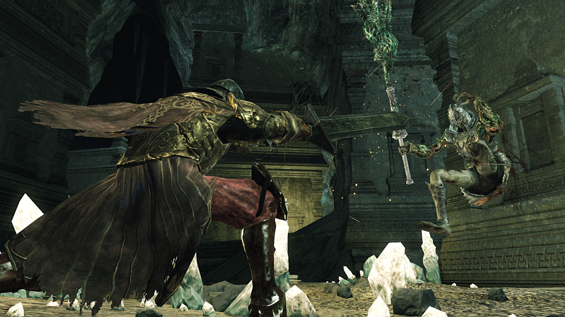 """Dark Souls II"" DLC Released - From Software Unveils Beginning of ""Lost Crown Trilogy"""