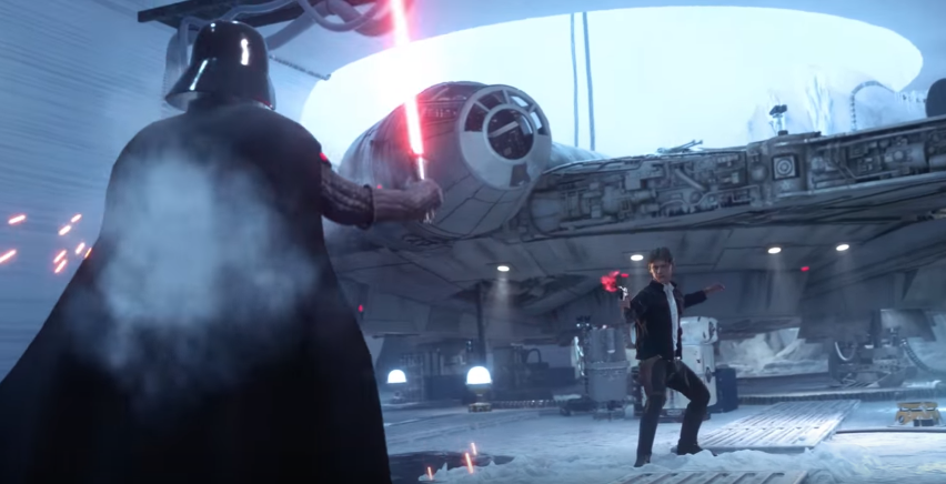 "REVEALED: ""Star Wars Battlefront"" Gameplay Launch Trailer -"
