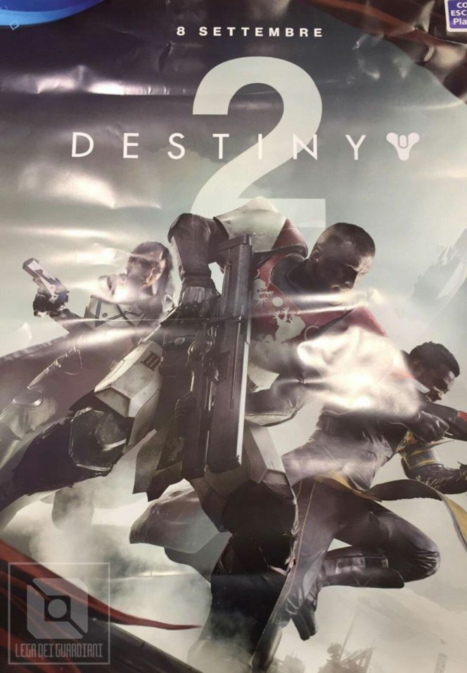 "Possible ""Destiny 2"" Leak Revealed - However, Also Rumored to Be a PlayStation Exclusive"