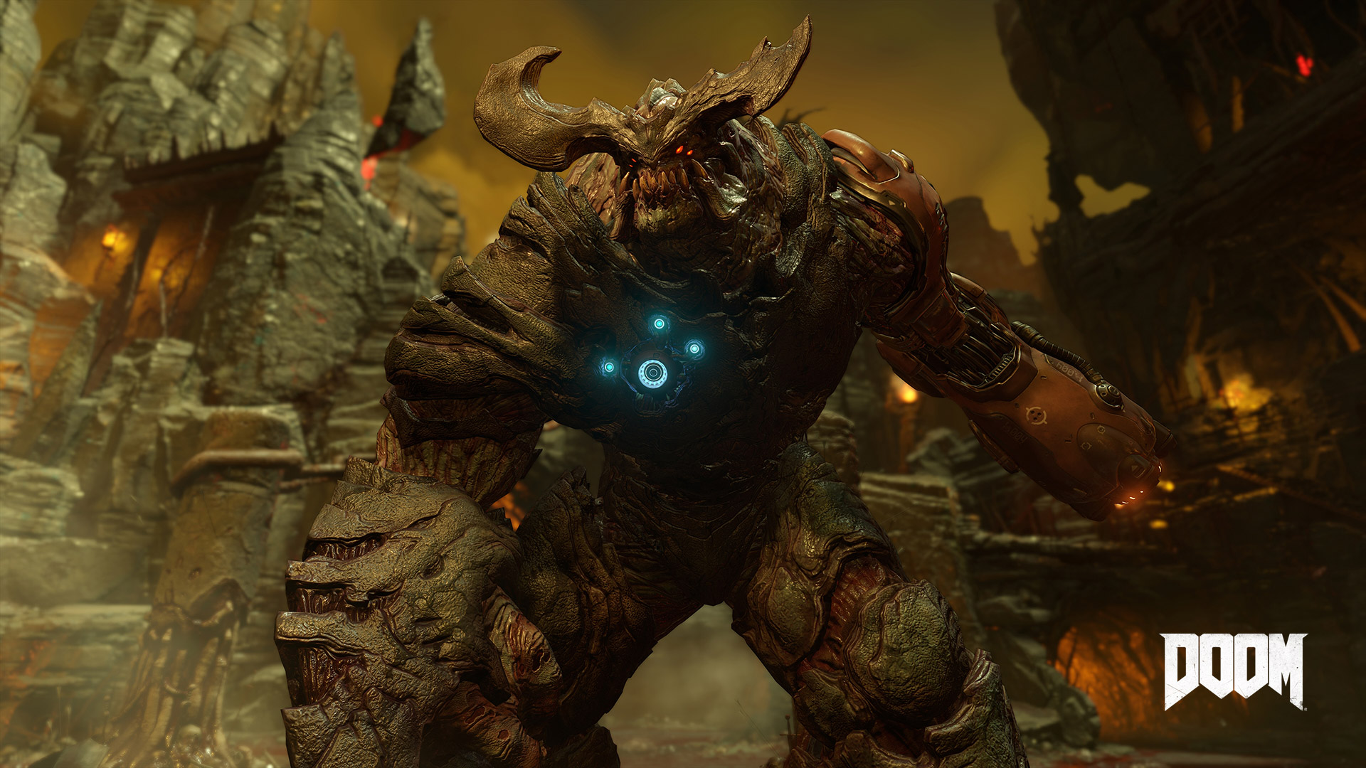 "REVEALED: ""Doom"" Cinematic Trailer - Fight Like Hell"
