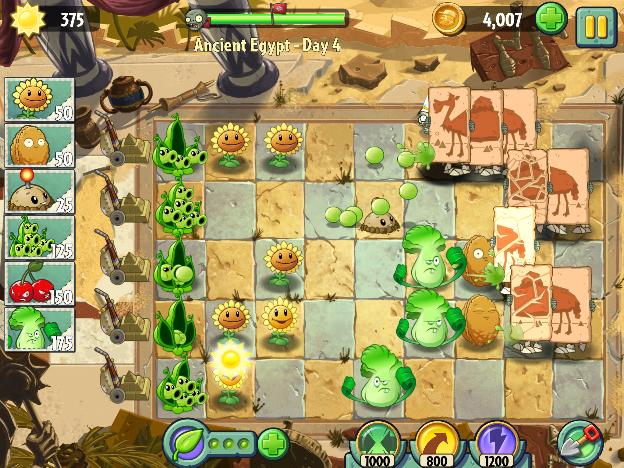 Plants vs. Zombies Sequel Delayed for New Features and Connectivity - PopCap Releases PvZ 2 Details