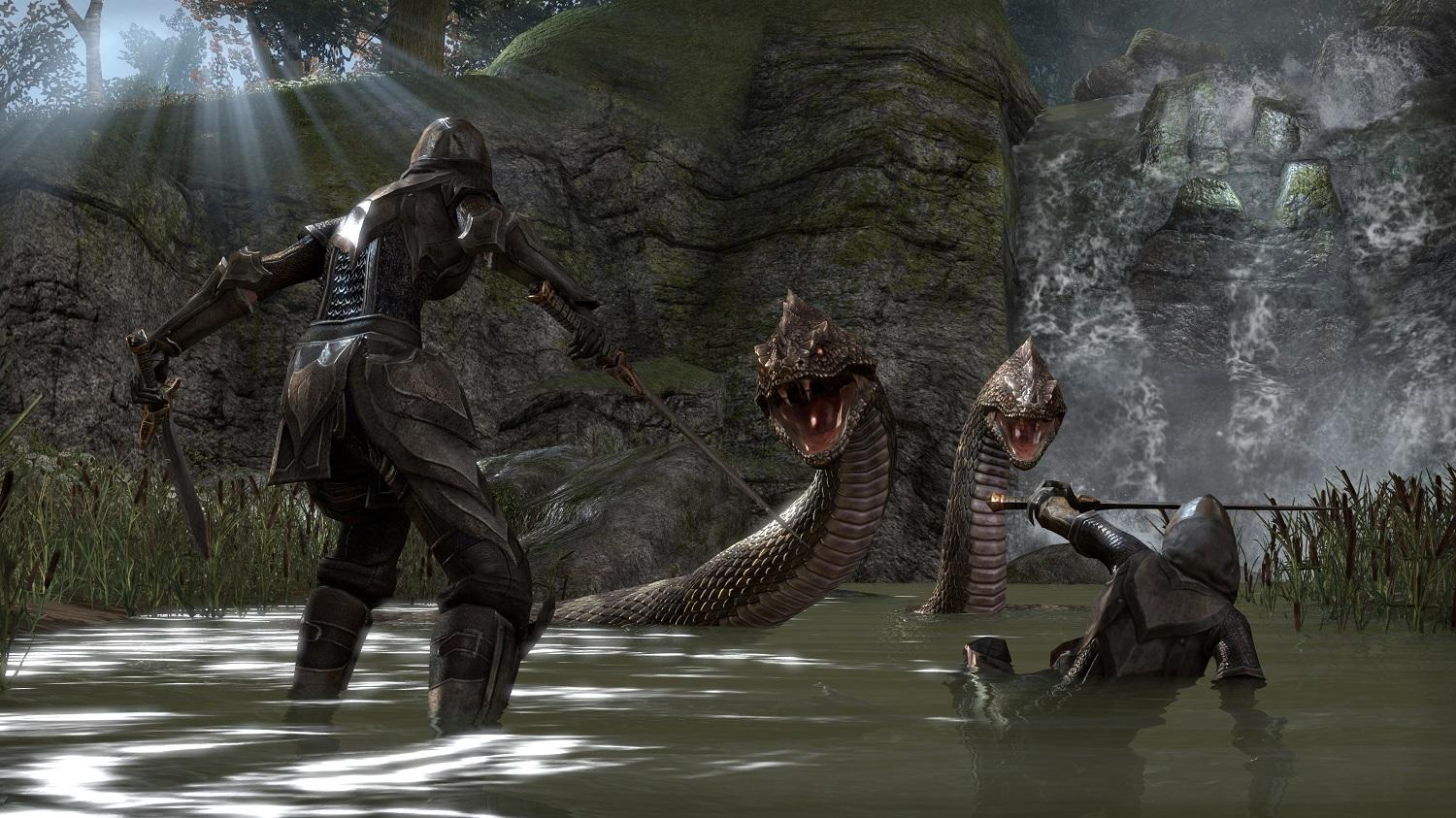 """Elder Scrolls Online"" Will Require Xbox Live Gold Over PlayStation Plus -"