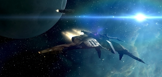 "Happy Birthday to ""EVE Online"" -"