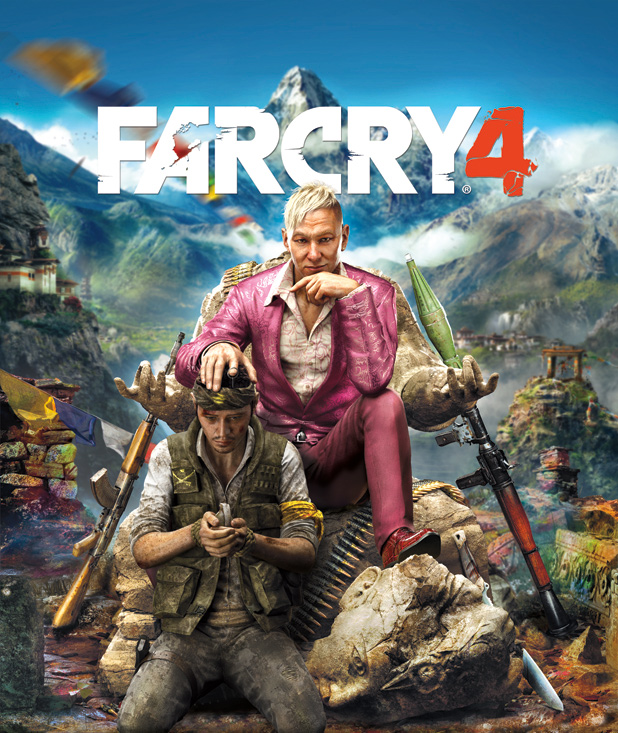 """Far Cry 4"" Confirmed for Nov. 18 - Cross-gen Title Heading to the Himalayas"