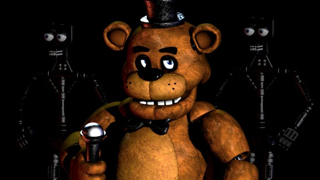 """Five Nights at Freddy's"" Getting a Movie"