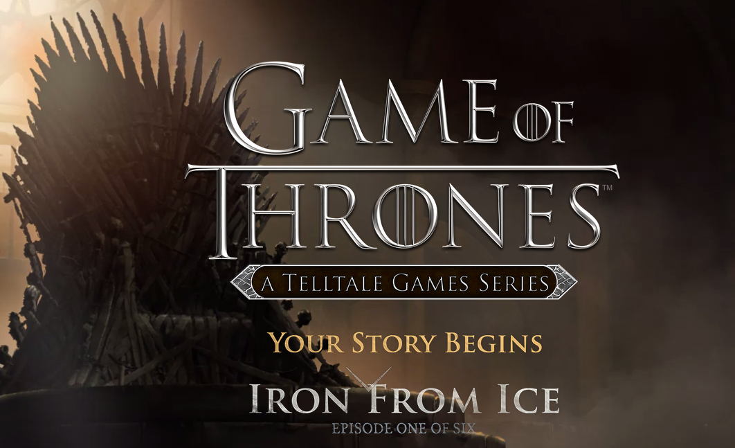 Game of Thrones: Iron From Ice