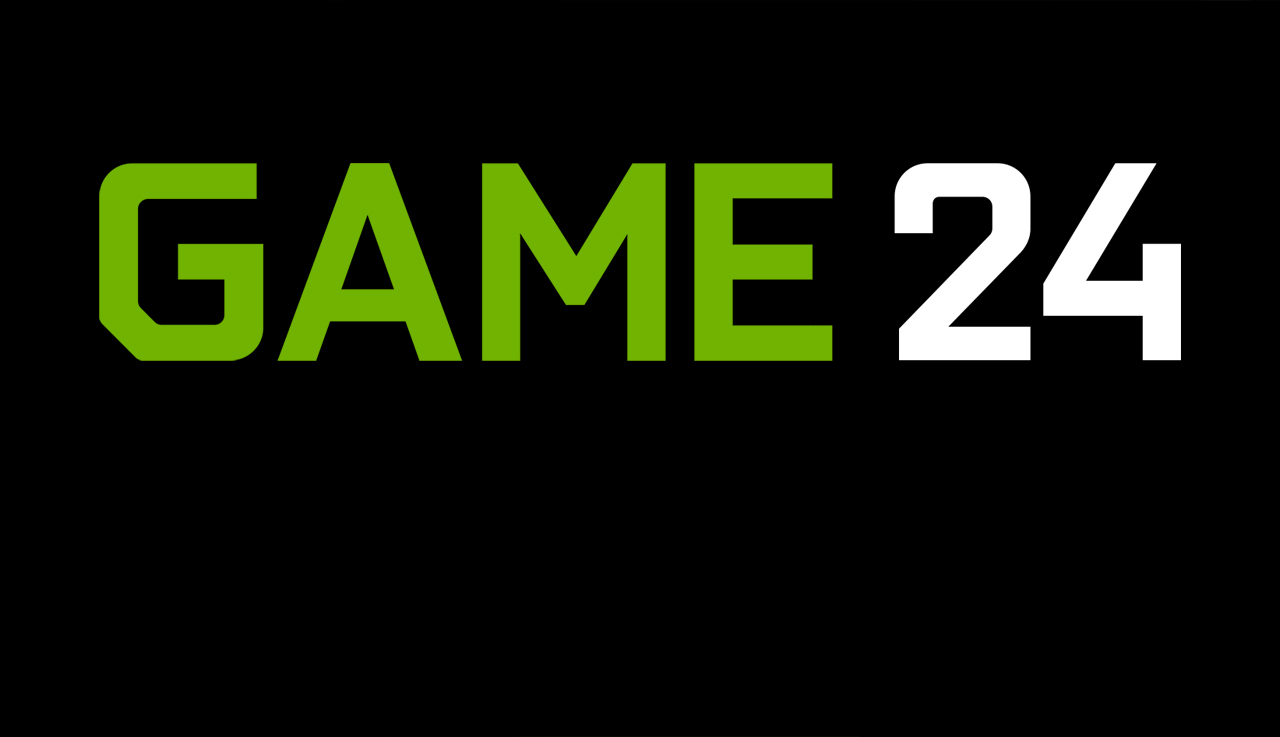 Nvidia Game24 - Nvidia's 24-Hour PC Gaming Event