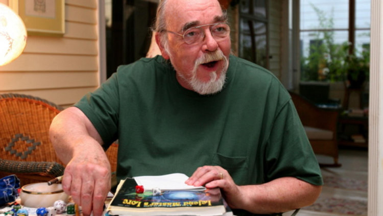 Gygax Trust to Develop Gary Gygax's Unpublished Games - Youngest Son of the