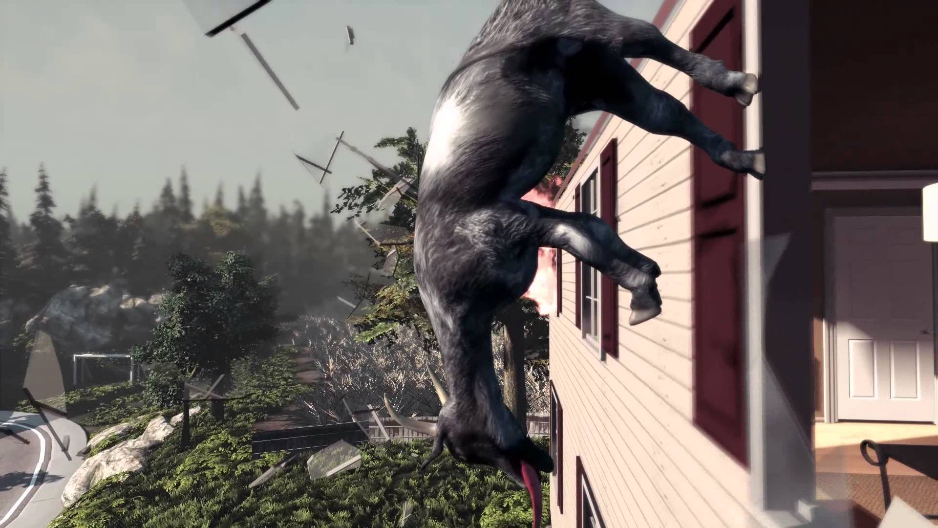 "Physical Release of ""Goat Simulator"" Hitting NA Stores"