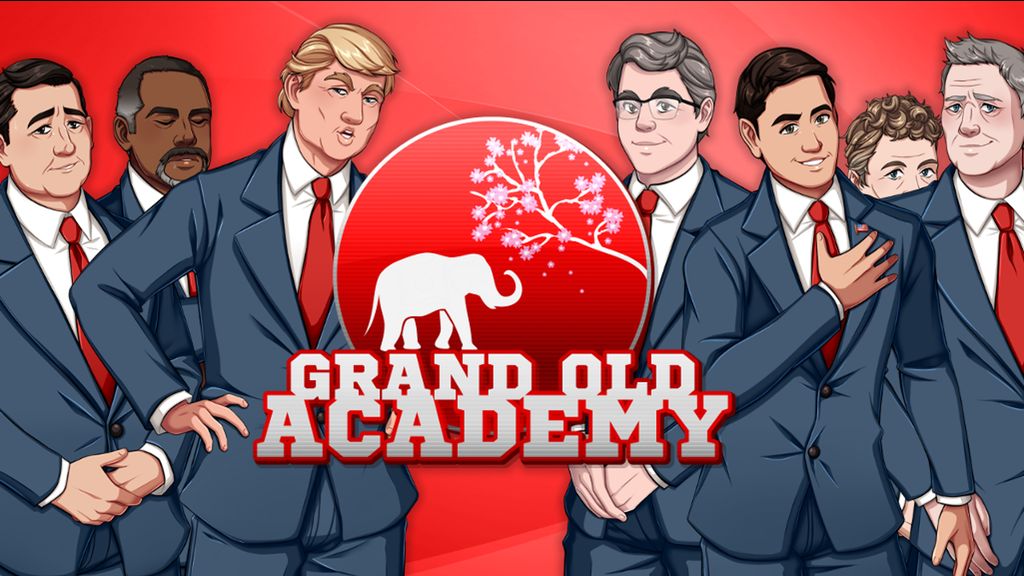 "Kickin' It with ""Grand Old Academy"" - Date the 2016 GOP Lineup ... If That's Your Thing"